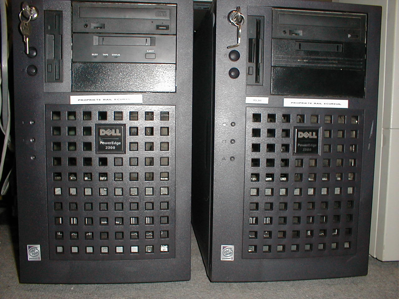 Servers for Sale